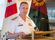 Canada's Chief Of Defence Staff Is Under Investigation, Minister
