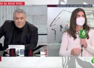 María Llapart explica lo ocurrido en este momento de 'Al Rojo Vivo': nadie se había dado