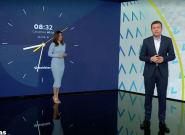 El incómodo momento en directo que ha vivido Mercedes Martín ('El Tiempo de Antena 3'): su cara lo dice