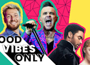 Prep For The Golden Globes & The Robbie Williams Movie | Good Vibes