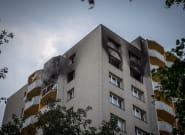 Una madre lanza a sus cuatro hijos por la ventana para salvarles de un incendio en