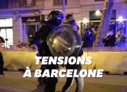 À Barcelone, une nouvelle manif de soutien à Pablo Hasél