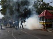 En Birmanie, 6 morts lors des manifestations anti-coup
