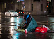 Toronto's Vaccine Plan Will Prioritize Homeless