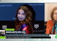 Margarita del Val responde en una dura y cortante frase a Victoria