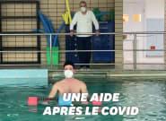 Covid-19: en Italie, un station thermale aide les patients à retrouver la