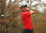 Tiger Woods, extrêmement touché par l'hommage de ses