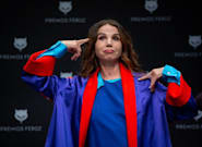 Victoria Abril no desfilará por la alfombra roja de Los