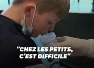 Tests salivaires dans les écoles: Blanquer veut rassurer les