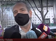 Willy Toledo se pronuncia rotundo sobre Victoria Abril (y puede que no como