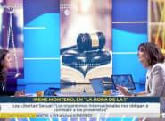 Encontronazo entre Irene Montero y Mónica López en TVE: