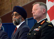 Harjit Sajjan Knew About Vance Misconduct Allegations In 2018: