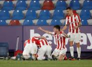 El Athletic bate al Levante en la prórroga (1-2) y jugará dos finales de Copa en 14