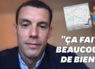 Il raconte son marathon dans Paris en forme de