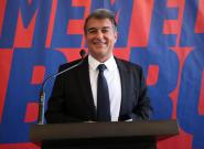 Joan Laporta gana las elecciones del