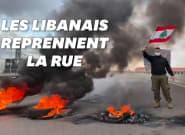 Au Liban, nouvelles manifestations contre la flambée des