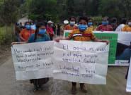 Los 1.162 días en prisión del defensor indígena de los