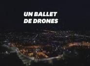 En Russie, 500 drones pour les 60 ans du premier vol dans