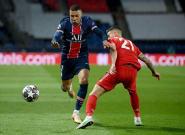 El PSG de Mbappé y Neymar resiste al Bayern (0-1) y jugará las semifinales de