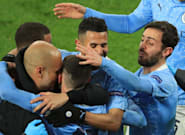 El City de Guardiola remonta al Dortmund y jugará su segunda semifinal de