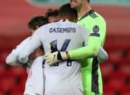 El Real Madrid resiste al Liverpool (0-0) y se mete en semifinales de