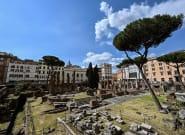 Roma abrirá al público la zona arqueológica donde fue asesinado Julio