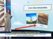 Fíjate bien en la imagen: TVE la lía de nuevo con este rótulo en el programa de Mónica