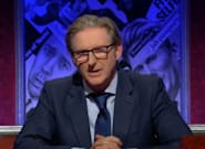 Line Of Duty's Adrian Dunbar Presenting Have I Got News For You Was An Acronym-Filled