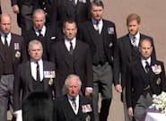 Prince Philip's Funeral: Queen Elizabeth And Royal Family Mourn Duke of