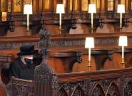 Obsèques de Philip: cette photo de la reine Elizabeth II seule en a ému plus