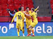 El Barcelona aplasta al Athletic en la final de Copa