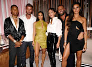 Victoria Beckham Celebrates Birthday With Kim Kardashian And Husband David In