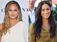 Chrissy Teigen Reveals She Received Support From Meghan Markle After Pregnancy