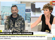 La tensa entrevista del doctor Cavadas en Telecinco: