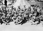 'Pervasive Racism' Meant Black And Asian WWI Troops Were Not