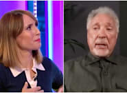 Tom Jones Moves The One Show's Alex Jones With Heartbreaking Recollection Of Wife's Last