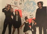 Les enfants de Beyoncé et Jay-Z ont bien grandi d'après cette photo de