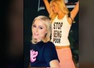 Paris Hilton revient sur le (faux) tee-shirt