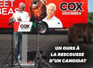 En Californie, John Cox, le candidat républicain, fait campagne avec un