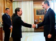 Comentan que Felipe VI le dará a Iglesias 'Los lunes al sol' y el director responde