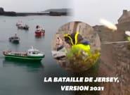 """À Jersey, cet Anglais réplique à """"l'invasion"""" des pêcheurs"""