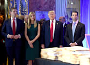 Donald Trump's Adult Children Are Still Costing Taxpayers Thousands Of Dollars A