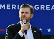 Eric Trump Puzzles Everyone With His 'Pathetic' Second Gentleman