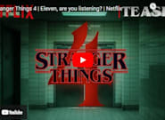 «Stranger Things»: Πρώτα πλάνα από τον σκοτεινό 4ο
