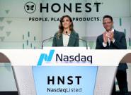 Jessica Alba et sa société The Honest & Co connaissent un franc succès pour les débuts en