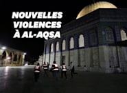 À Jérusalem, plus de 180 blessés dans des heurts entre Palestiniens et policiers