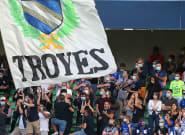 Ligue 2: Troyes sacré champion et premier promu en Ligue