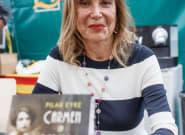 Críticas a Pilar Eyre por su tuit sobre las celebraciones por el fin del estado de