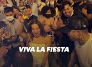 À Madrid, les Espagnols ont fêté la fin du couvre-feu et de l'état
