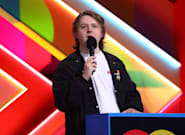 Lewis Capaldi's Uncensored Brits Speech – Here's What He Actually